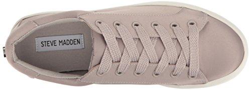 Steve Madden Womens Bertie-s Fashion Sneaker Grijs Satijn
