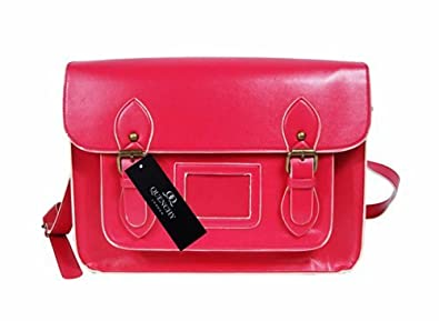Quenchy London - Bolso estilo cartera de cuero para mujer rosa: Amazon.es: Zapatos y complementos
