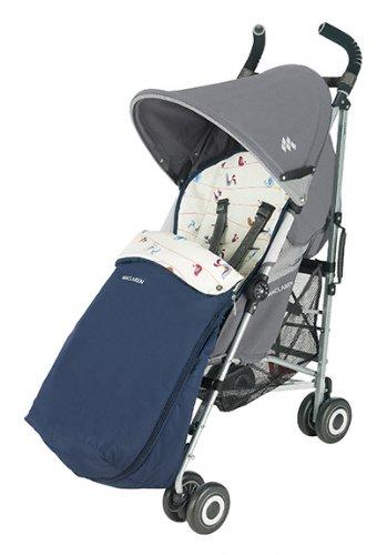 Maclaren ART08042 - Sacos de abrigo para carritos