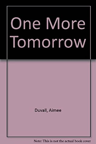 book cover of One More Tomorrow