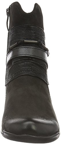 Boot Combo Women's Black 25349 Tamaris pqHv7wx
