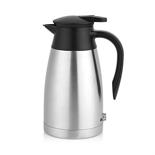Fdit Heating Water Cup Stainless Steel Car Electric Automobi