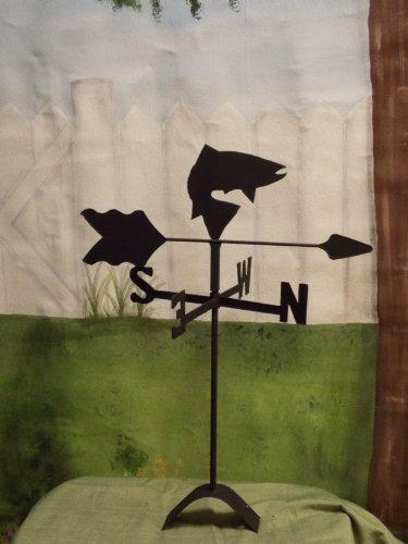 fish weathervane - 3
