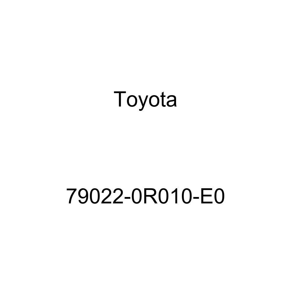 TOYOTA Genuine 79022-0R010-E0 Seat Cushion Cover Sub Assembly