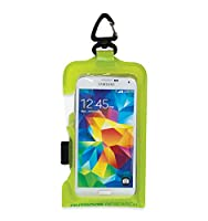 Outdoor Research Sensor Dry Pocket Smartphone Std, Lemongrass, 1Size