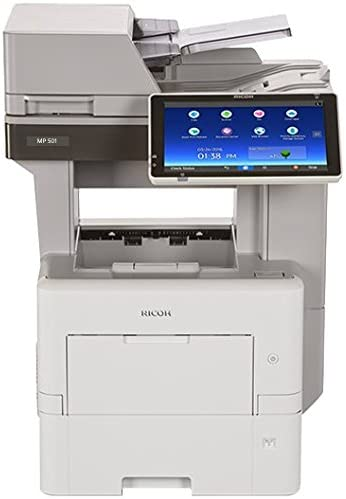 Ricoh 407809 MP 501SPF Monochrome Multifunction Printer