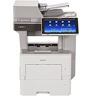 New Drivers: Ricoh Aficio MP 8000 Multifunction B & W PPD