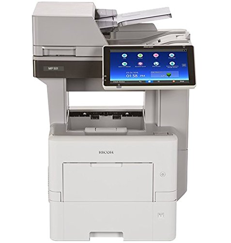 (Ricoh 407809 MP 501SPF Monochrome Multifunction Printer)