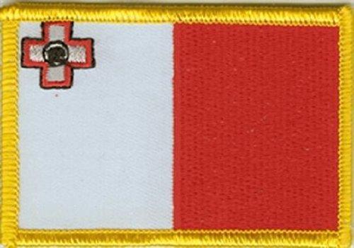 U24toppa Malta applicazione Patch