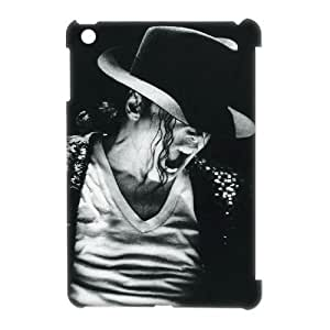 Ipad Mini 3D DIY Phone Back Case with Michael Jackson Image