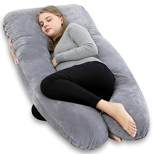 Firm Pregnancy Pillows - AngQi Pregnancy Pillow - Full Body