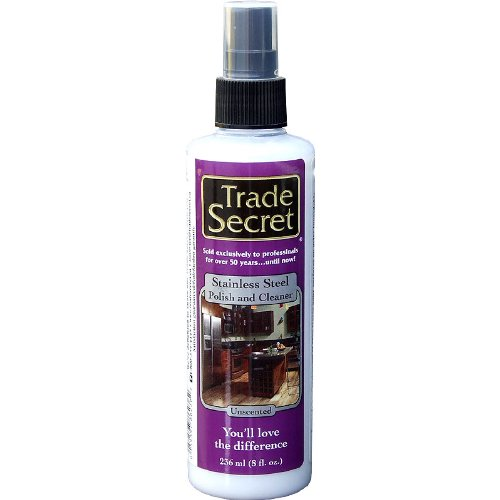 Trade Secret Stainless Steel Polish 8oz - 2 pack by Trade Secret (Image #1)