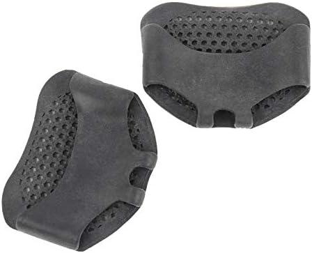 Tatapai Orthopädische Einlegesohlen 4 Pcs Silikon-Zehen-Trennkissen Ball of Foot Cush Vorderfußpflege Wunde Füße Schmerzen Weiche Orthesen Unterstützung Vorderfüße Pflege-C