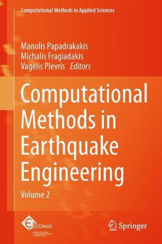 Computational Methods in Earthquake Engineering: Volume 2 (Computational Methods in Applied Sciences)
