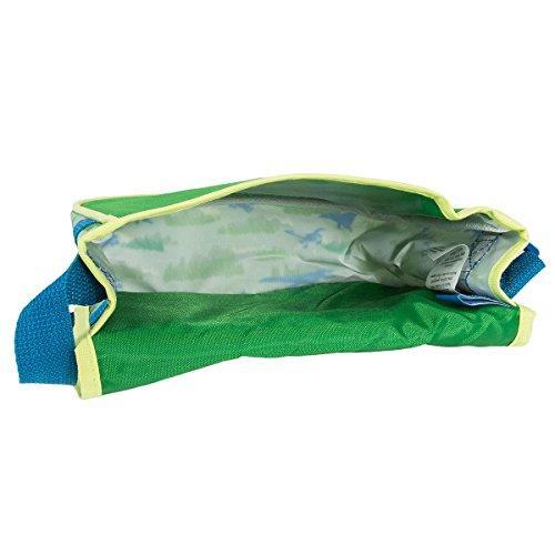 Disney Arlo und Spot Kindertasche 20417-0800 Kinder-Sporttasche, 23 cm, Grün
