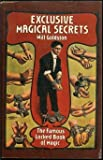 Exclusive Magical Secrets, Will Goldston, 0486234320