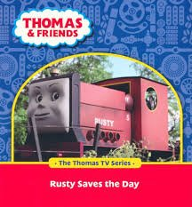 Download Rusty Saves the Day pdf