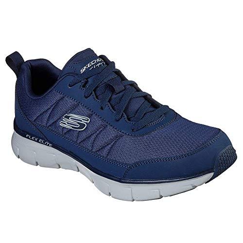 Skechers Synergy 3.0 Herren Trainingsschuh blau: