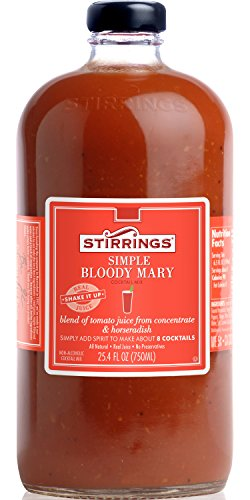 Stirrings Simple Bloody Mary Cocktail product image
