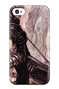 Evelyn C. Wingfield's Shop womenheads Anime Pop Culture Hard Plastic iPhone 4/4s cases