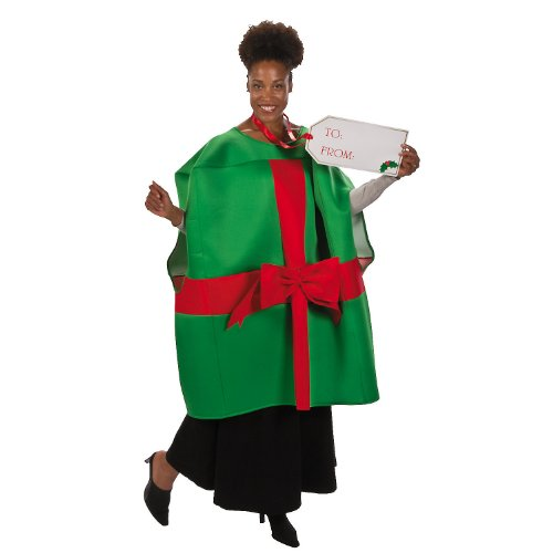 [Adult Christmas Present Costume - Christmas Costumes & Accessories] (A Present Costume)