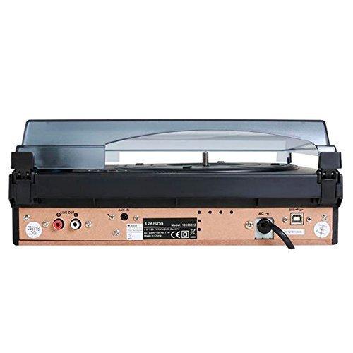 Tocadisco Lauson Función de Grabación Encoding PC-Link ...
