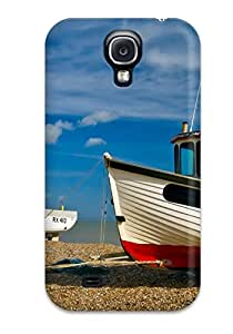 High Quality Shock Absorbing Case For Galaxy S4-boat