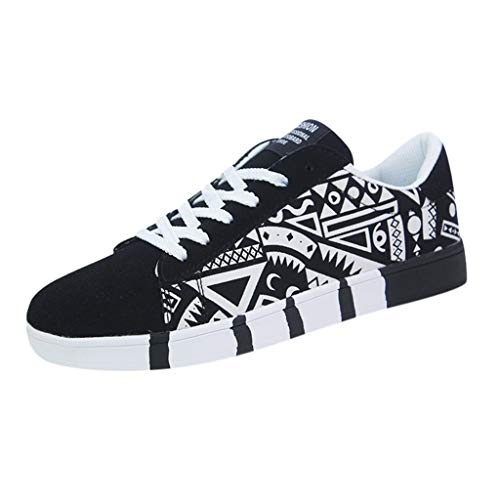 〓LYN Star〓 Women Girls Fashion Graffiti Personality Sneakers Sports Espadrilles All Star Shoreline Low Top Sneaker White