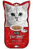 Kit-Cat Purr Puree Plus Skin & Coat Tuna 4x15g