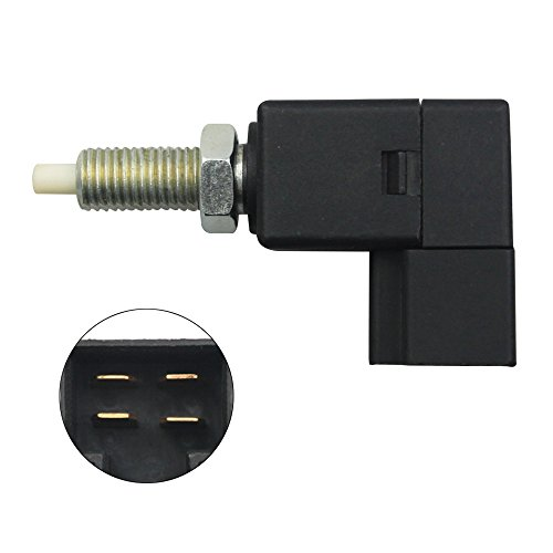 Dade Stop Lamp/Brake Lamp Switch 4Pin FIT for 89-14 Hyundai Kia ()