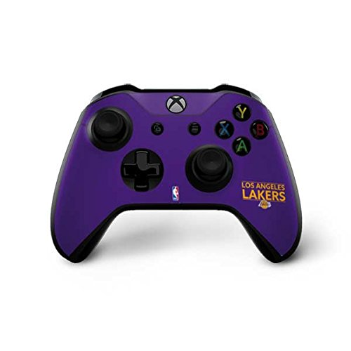 Los Angeles Lakers Xbox One X Controller Skin - Los Angeles Lakers Standard - Purple | NBA X Skinit Skin by Skinit