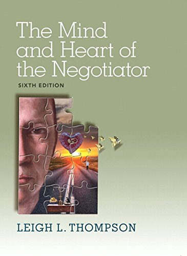 Mind+Heart Of The Negotiator