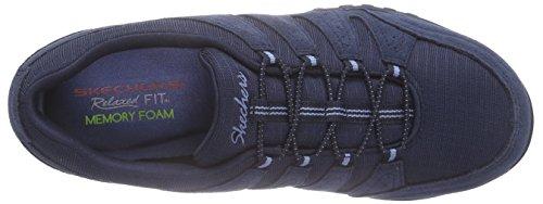 skechers BREATHE-EASY - IMAGINE - Zapatillas de deporte para mujer Azul - azul (Nvy)