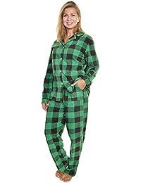 Women's Cozy Fleece Pajama Set