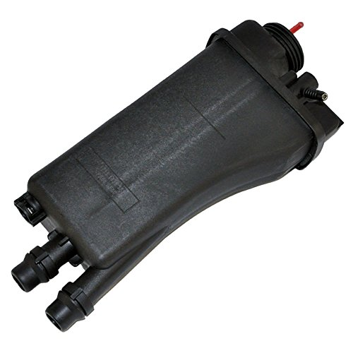 Bmw Radiator Expansion Tank (BMW Radiator Coolant Reservoir Expansion Tank Hamman OEM Quality 17111436381)
