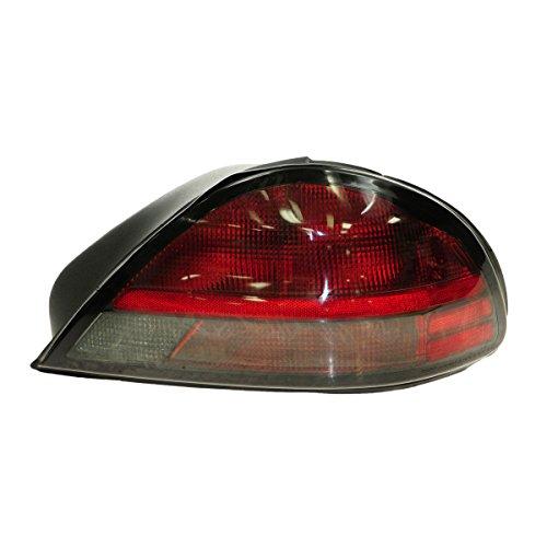 Pontiac Grand Am Rh Tail - Taillight Taillamp Brake Light Passenger Side Right RH for 99-05 Grand Am GT