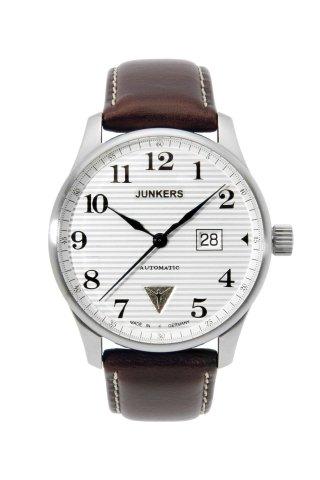 Iron Annie JU52 Auto ETA 2826-2 watch Big date 42mm White dial - Junkers 6656-1