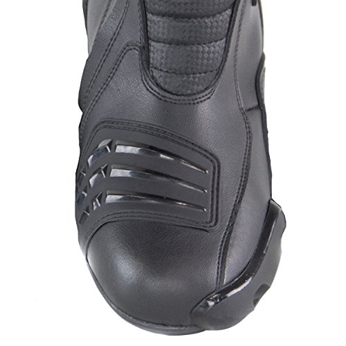 Vulcan V300 Mens Velocity Motorcycle Sport Boots - 13 by Vulcan (Image #3)