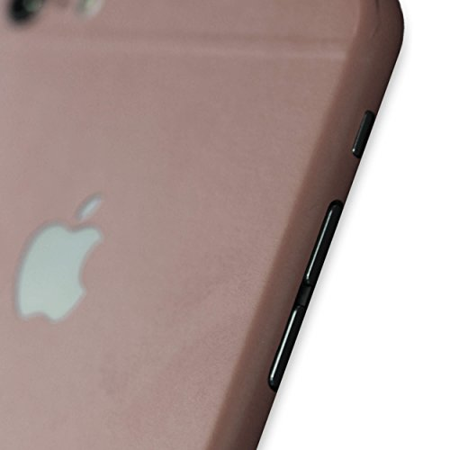 AppSkins Vorderseite iPhone 6 PLUS Color Edition Rosé Gold