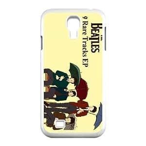 Samsung Galaxy S4 9500 Cell Phone Case White The Beatles Phone Case Design Plastic BJV