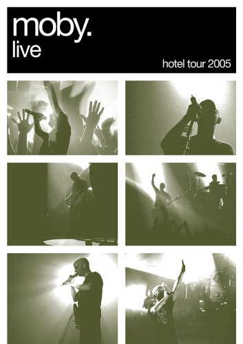 Moby: Live - Hotel Tour 2005 by Mute U.S.