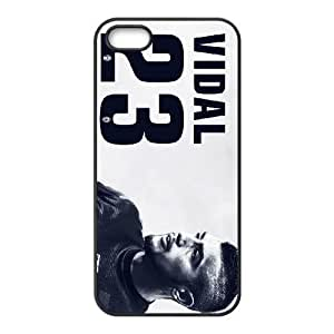 iPhone 5,5S Phone Case Arturo Vidal F6444778