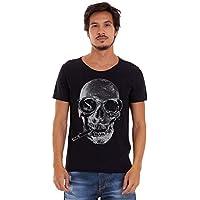 Camiseta Caveira Descolada, Joss, Masculino