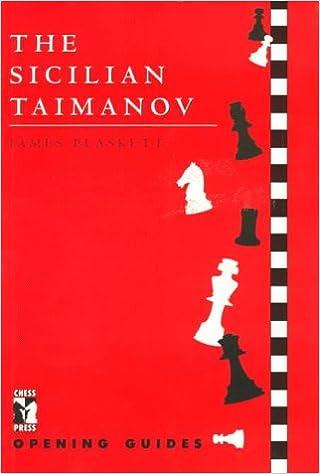 the sicilian taimanov move by move pdf free 14