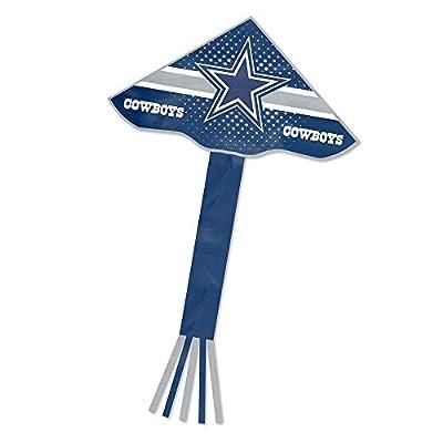 Party Animal NFL Dallas Cowboys Delta Style Kite, Blue, 50