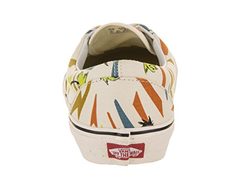 8 US Women Multi Beach Skate Vans 9 Men Beach Unisex Shoe Island SF White Era US Island 5 nqqxP8RwTa