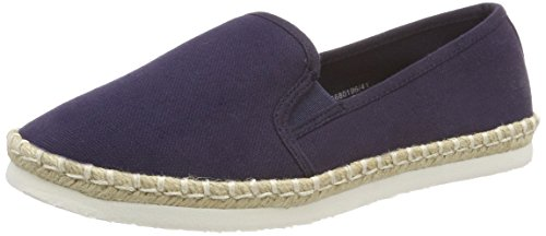 New Look Meva, Baskets Femme Blue (Navy 41)