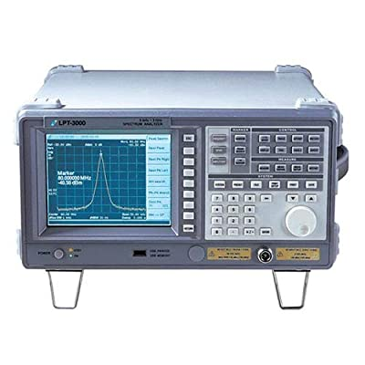LP Technologies LPT-3000 9 kHz to 3 GHz Portable Spectrum Analyzer
