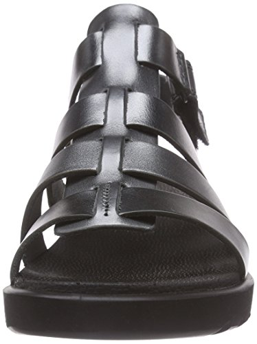 Women's Ankle Shoes Shadow Gladiator Dark Sandal Freja ECCO 71nWvn
