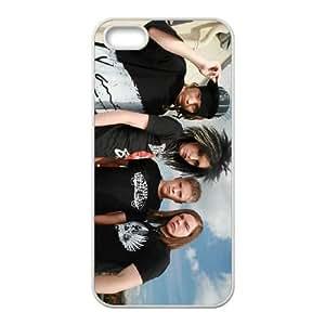 iphone5 5s White Tokio Hotel phone cases&Holiday Gift